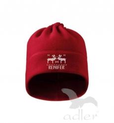 renifer-czapki-zimowe-z-haftem