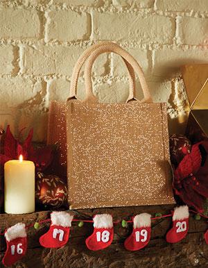 shimmer-jute-mini-gift-bag