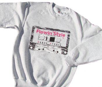 Bluza Flowin' Style Dance Studio