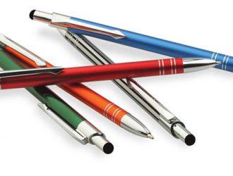 Długopisy metalowe