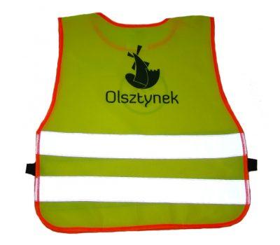 Kamizelka odblaskowa Olsztynek