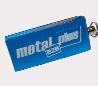 Pamięć USB Metal Plus