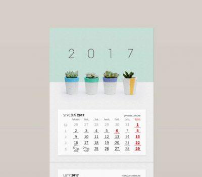 Kalendarze 2017